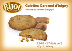 Galettes Caramel d'Isigny®