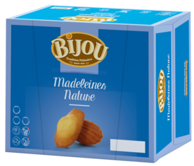 Madeleines nature
