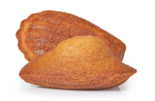 Madeleines Miel cannelle